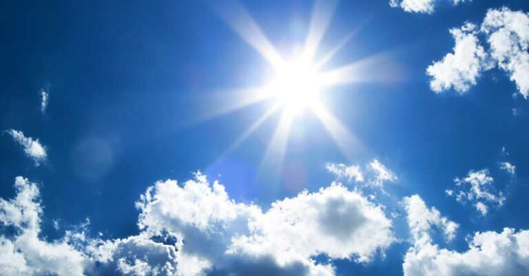 NiMet predicts 3-day sunshine, cloudiness in Nigerian cities from Monday