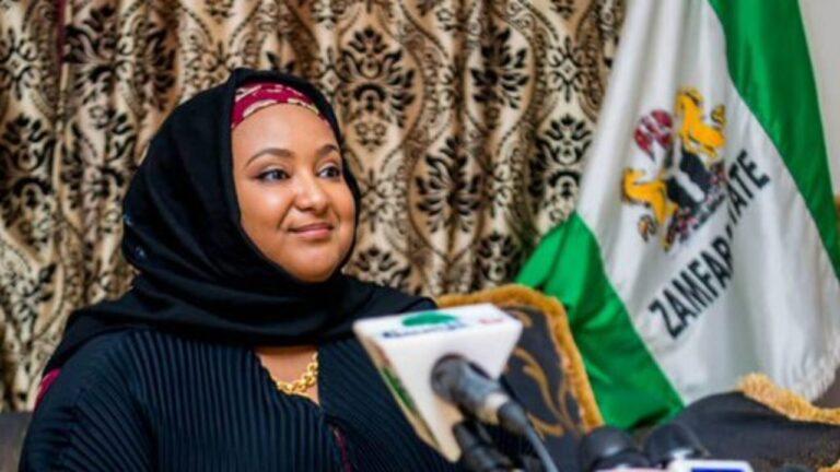 Zamfara First Lady facilitates appointment of 20 Miyetti-Allah members as SAs to Matawalle