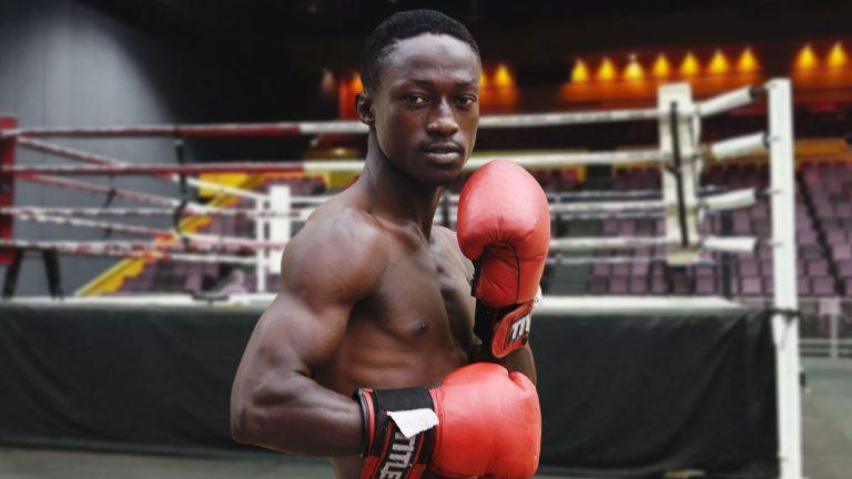 """Ridwan Oyekola, """"The Scorpion''"""