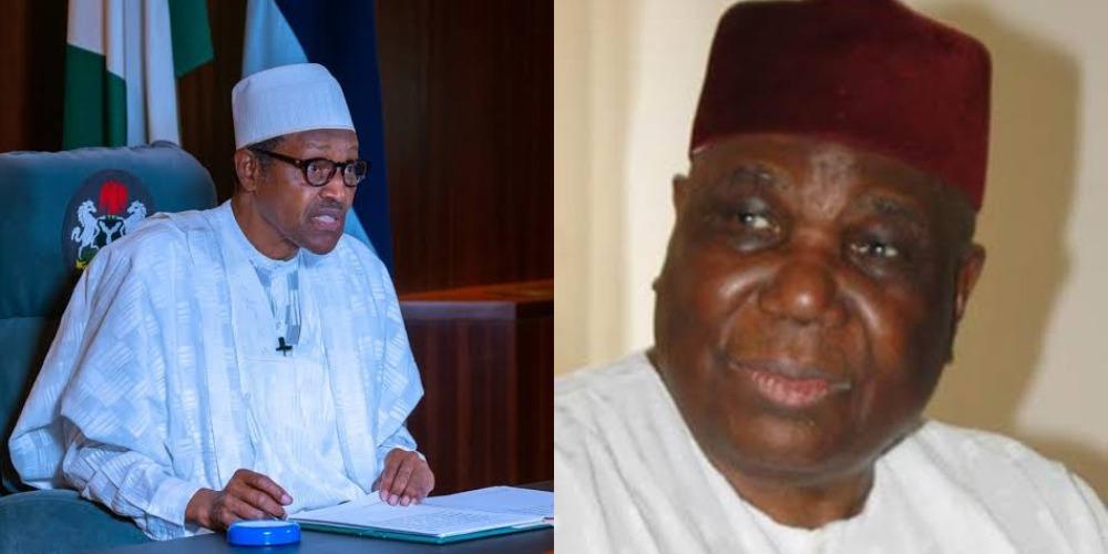 Buhari and Gambo-Jimeta