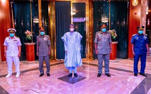 Nigerians set agenda for new Service Chiefs