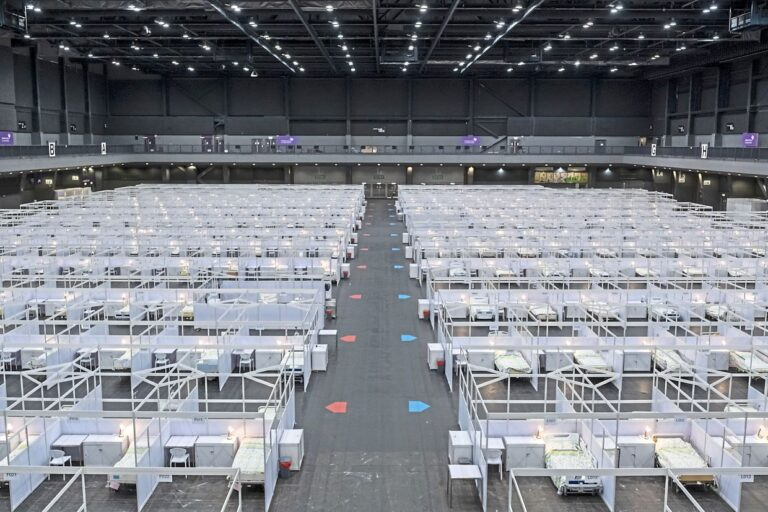 COVID-19: Africa's cases surpass 3.51m