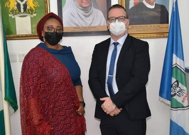 British govt congratulates new NAPTIP DG, restates commitment to work with her