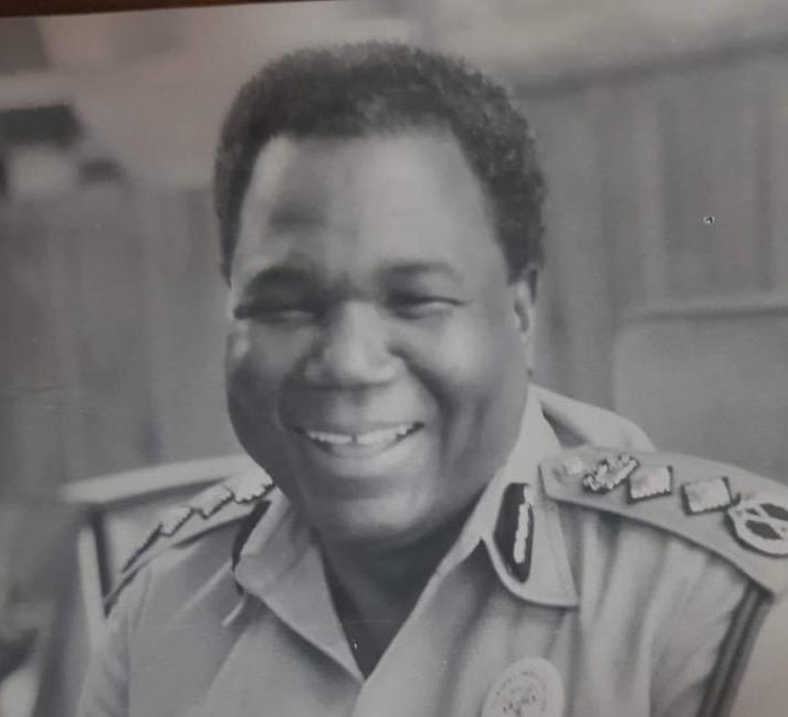 The late Gambo Jimeta