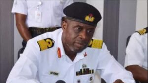 Rear Admiral A.Z Gambo, Chief of Naval Staff