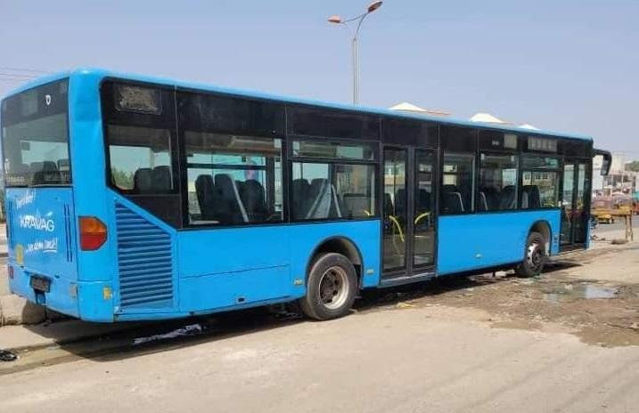 Luxurious Bus
