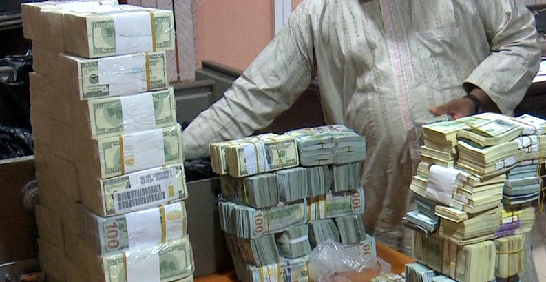 Money seized from ex-NNPC GMD