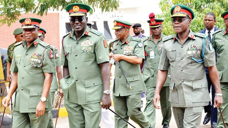 Nigerian Army approves new postings, redeployments of senior officers
