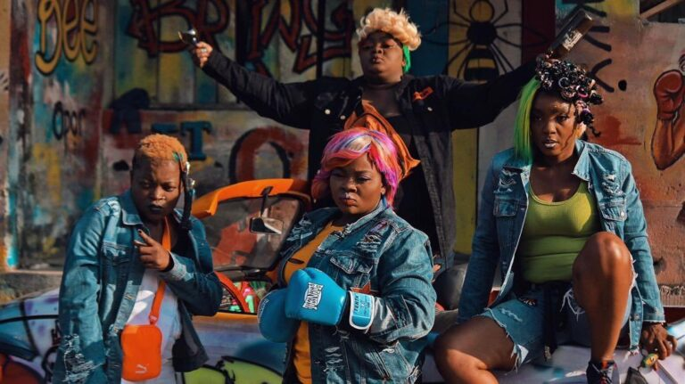 Funke Akindele's 'Omo Ghetto' becomes highest grossing Nollywood movie
