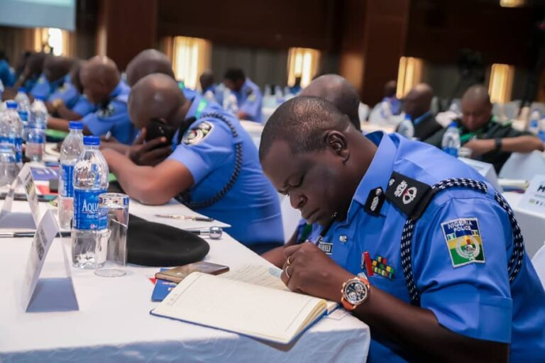 Police Service Commission promotes 20,356 senior officers