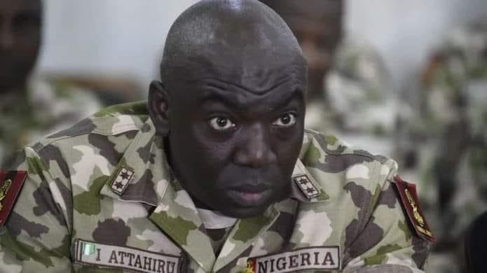 Major-General I. Attahiru, Chief of Army Staff
