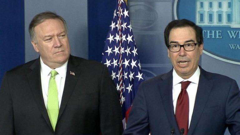 Pompeo, Mnuchin discuss invoking constitutional amendment to impeach Trump – Reports