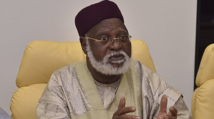 Abdulsalami Abubakar urges Nigerians to live in peace, says 'there's no other home like Nigeria'