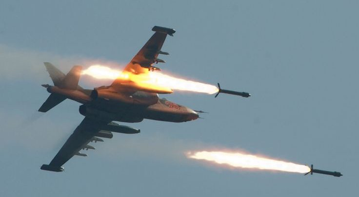 Nigerian Air Force fight insurgents with locally made rocket launchers – Amao