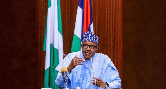 We must end insecurity in Nigeria, Buhari tells NASS members
