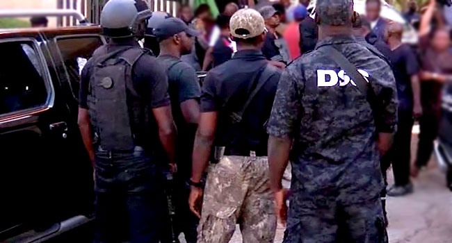 SSS fails to produce 4 detained Igboho's aides in court