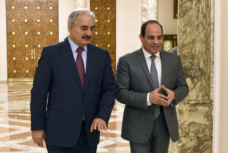 6 years after, Egyptian embassy resumes in Libya