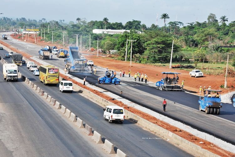 Lagos-Bagagry Expressway project