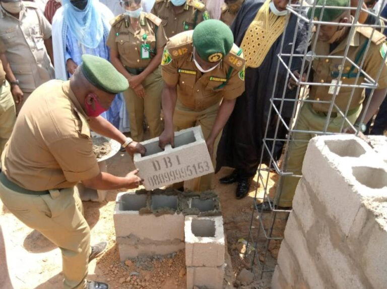 Nigerian govt begins construction of leather factory for training inmates in Kano