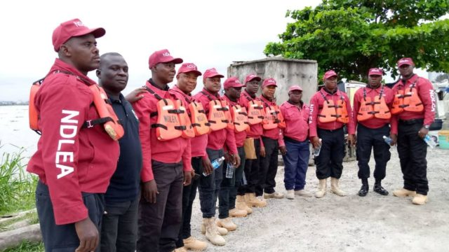 NDLEA Operatives