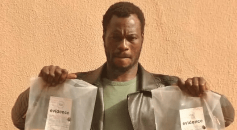 Timothy disguised as Auwalu to traffick N1billion cocaine through Sokoto border