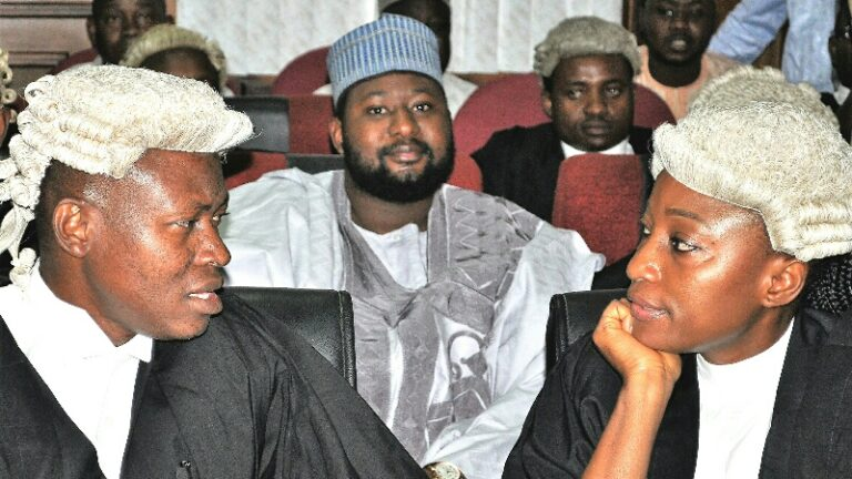 Alleged N1.2bn fraud: Bala Mohammed's son denies charges, makes no-case submission