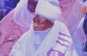 Wazirin Zazzau Alhaji Ibrahim Aminu