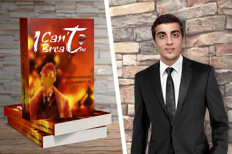 BOOK REVIEW: Muhammad Elsanour's 'I can't Breath': Between war, racism, poverty and COVID-19, by Maya Adam