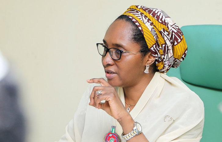Minister of Finance Zainab Ahmed