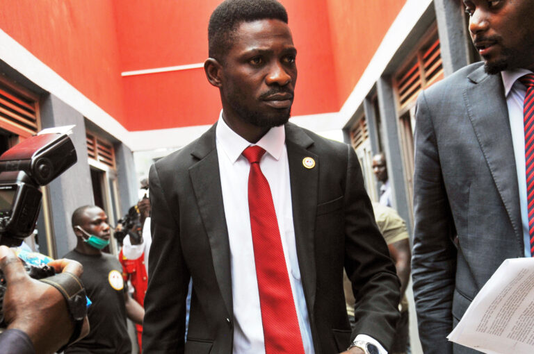 Uganda Poll: Bobi Wine goes to court, seeks cancelation of results