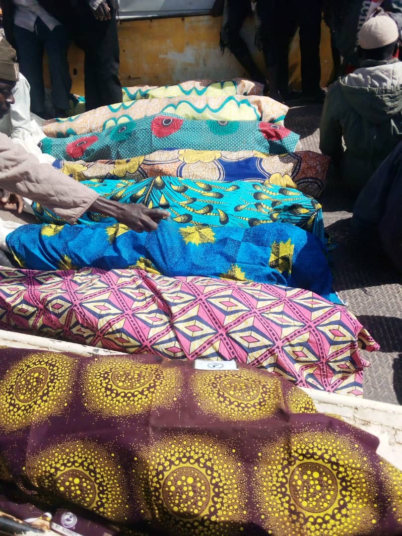 The mass funeral of 14 people killed by bandits at Kutemeshi, Kuyello District Birnin-Gwari Local Government Area of Kaduna State has been held amidst tears by the rural farming community.