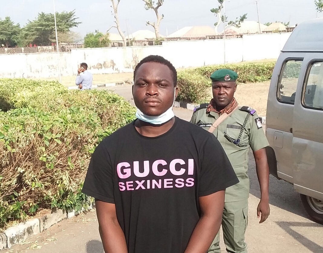 The Economic and Financial Crimes Commission, EFCC, Makurdi Zonal Office on Tuesday secured the conviction of Victor Chinemerem Ogaraku, for cryptocurrency fraud.