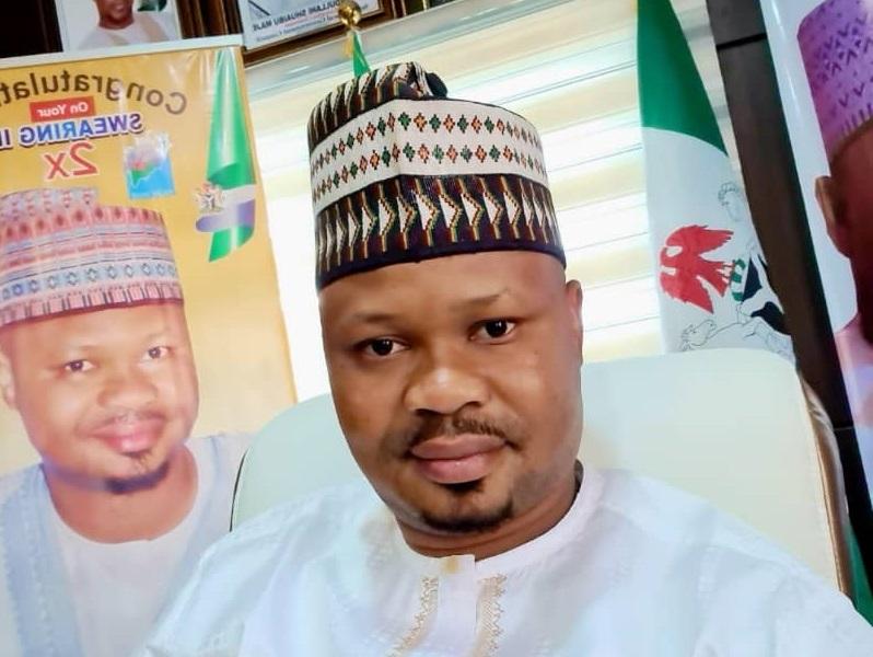 ALGON IMC Chairman, Abdullahi Maje