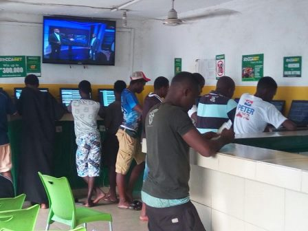 Nigerian govt worried over 'slow' growth in lottery sector