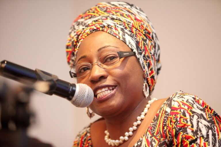 Nigeria's political system can't allow female President now, says Ekiti Governor's wife