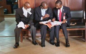 EFCC Bawa appearing before Ikeja court