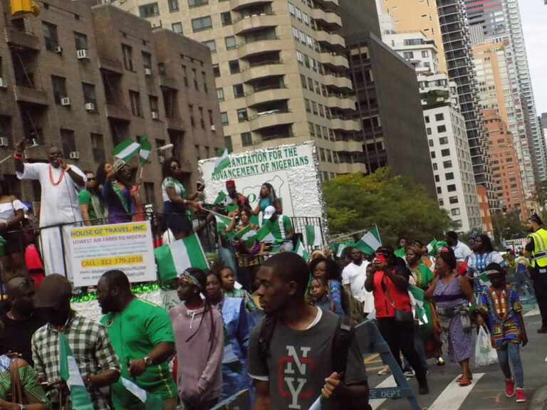 Nigerians, important part of New York — Officials