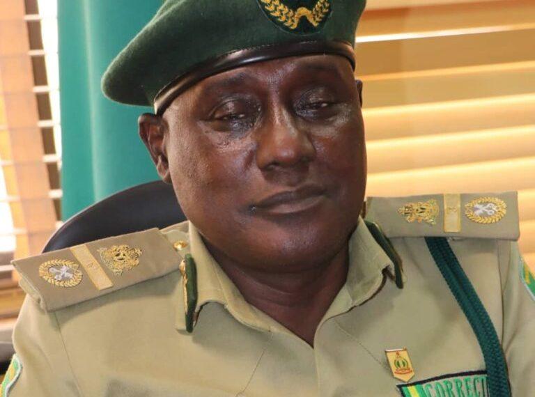 Senate screens new NCoS Comptroller-General