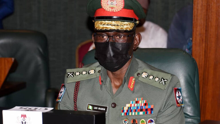 Insecurity; CDS Irabor to visit Imo Thursday – Official