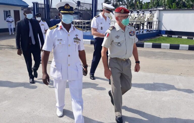 Piracy: France govt supports Nigerian Navy to secure Gulf of Guinea