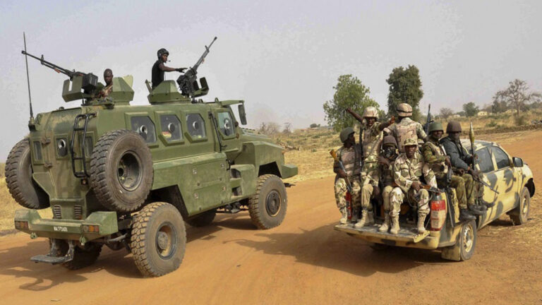 Nigerian troops engage gunmen in shootout, rescue 6 abductees in Ekiti