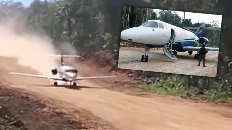 FACT CHECK: Did aircraft supplying arms to bandits take off from Zamfara forest?
