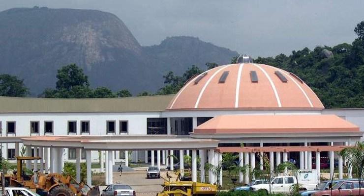 Aso Rock Presidential Villa, Abuja