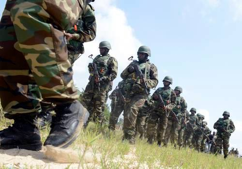 """Nigerian Military launches """"Operation Still Waters"""" in 6 states"""