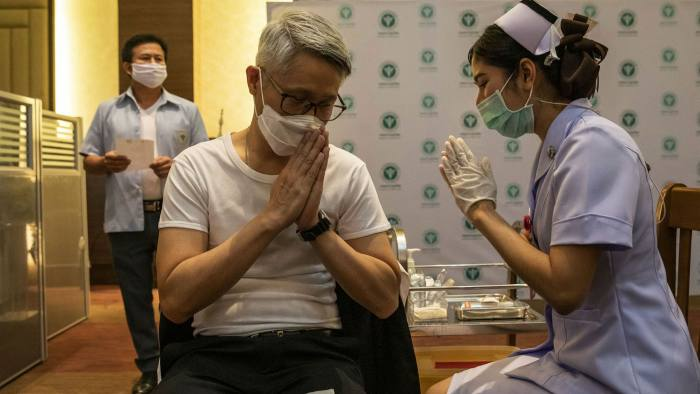 Thailand to administer AstraZeneca vaccine after delay over safety