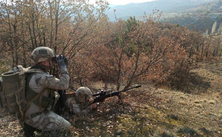 Turkey neutralises 121 PKK terrorists in 3 months – Minister