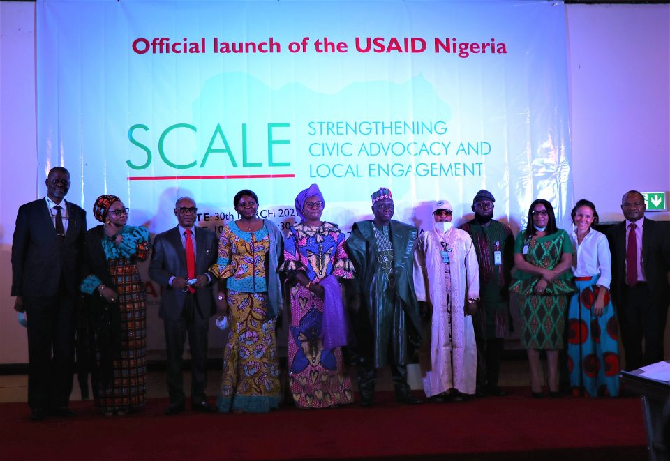 USAID launches $33m support for enhancing civil advocacy in Nigeria