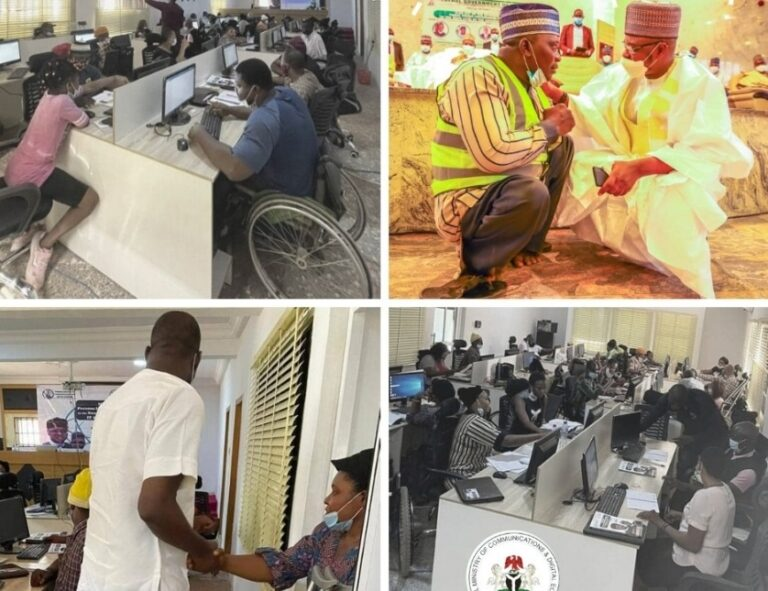 Digital Inclusion: Nigerian govt empowers disabled persons in Southeast