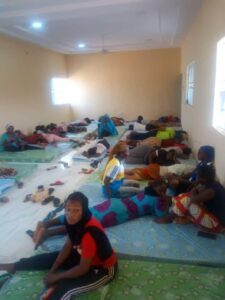 Kidnapped students of Kaduna college rescued by the Nigerian Army