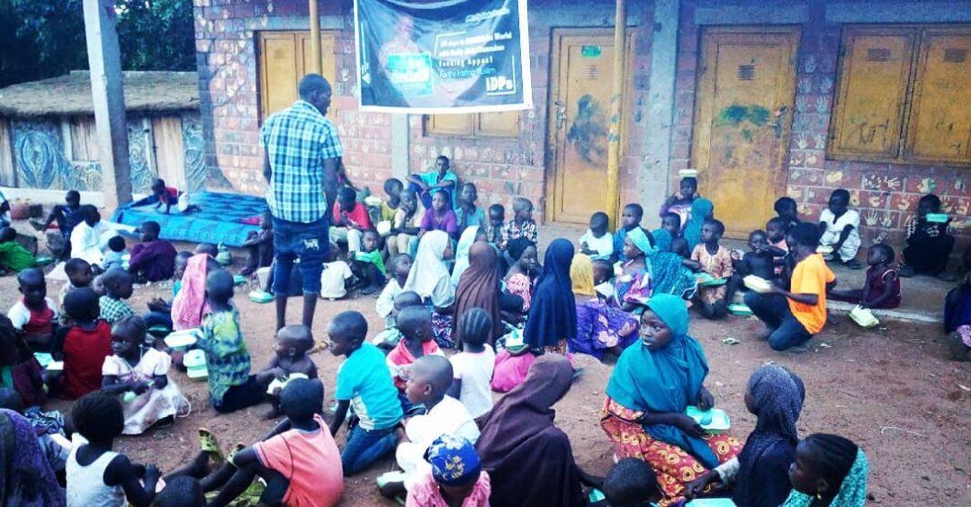 Ramadan: Islamic foundation seeks donation to feed IDPs in Abuja